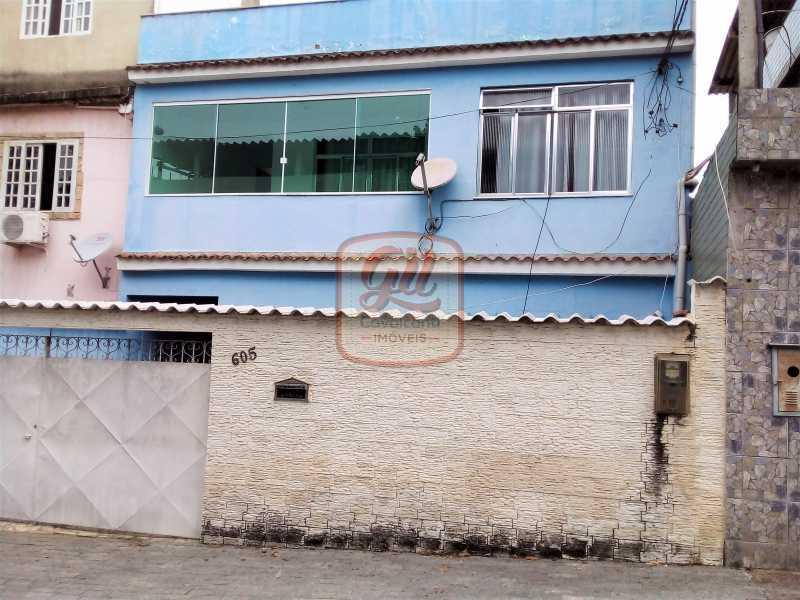 20210213_135505 - Casa de Vila 4 quartos à venda Taquara, Rio de Janeiro - R$ 410.000 - CS2568 - 1