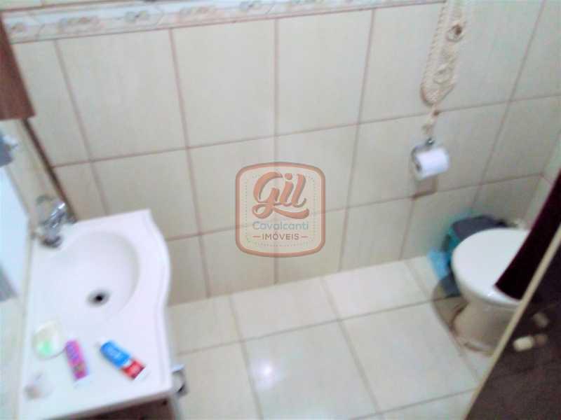 WhatsApp Image 2021-02-20 at 1 - Casa de Vila 4 quartos à venda Taquara, Rio de Janeiro - R$ 410.000 - CS2568 - 16