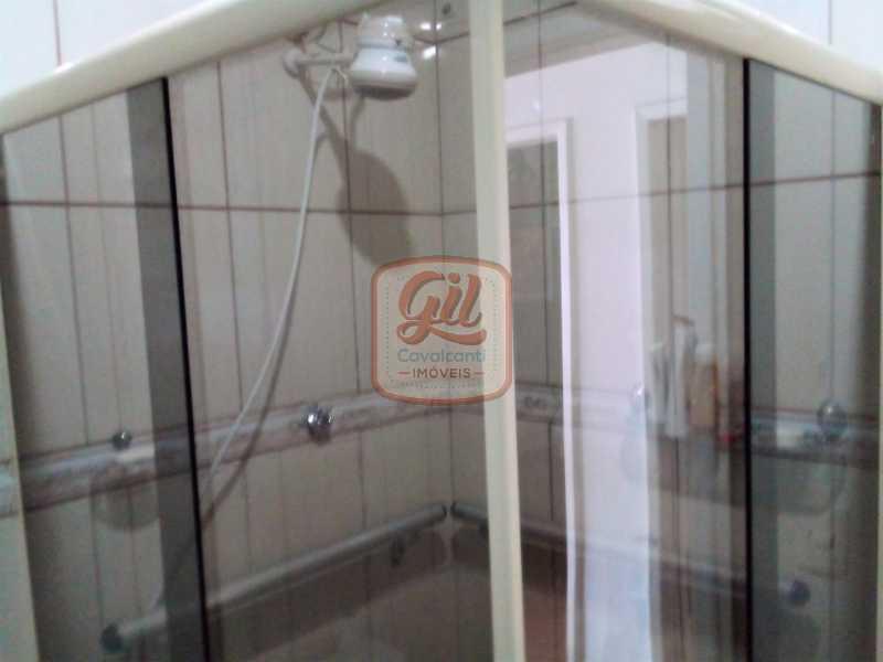 WhatsApp Image 2021-02-20 at 1 - Casa de Vila 4 quartos à venda Taquara, Rio de Janeiro - R$ 410.000 - CS2568 - 17