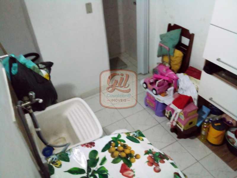 WhatsApp Image 2021-02-20 at 1 - Casa de Vila 4 quartos à venda Taquara, Rio de Janeiro - R$ 410.000 - CS2568 - 19
