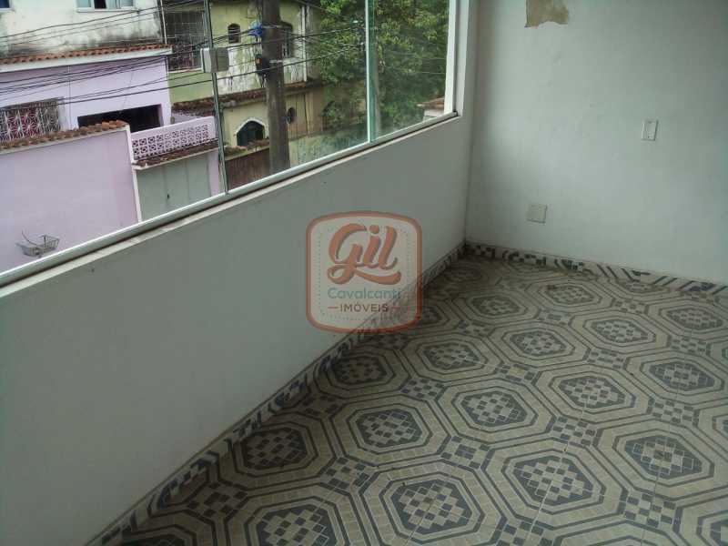 WhatsApp Image 2021-02-20 at 1 - Casa de Vila 4 quartos à venda Taquara, Rio de Janeiro - R$ 410.000 - CS2568 - 4