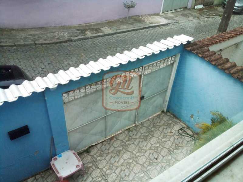 WhatsApp Image 2021-02-20 at 1 - Casa de Vila 4 quartos à venda Taquara, Rio de Janeiro - R$ 410.000 - CS2568 - 3