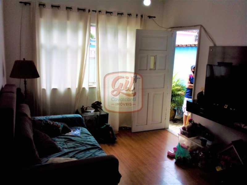 WhatsApp Image 2021-02-20 at 1 - Casa de Vila 4 quartos à venda Taquara, Rio de Janeiro - R$ 410.000 - CS2568 - 9