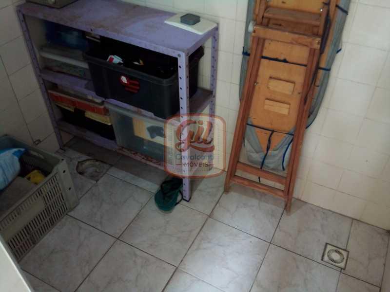 WhatsApp Image 2021-02-20 at 1 - Casa de Vila 4 quartos à venda Taquara, Rio de Janeiro - R$ 410.000 - CS2568 - 28