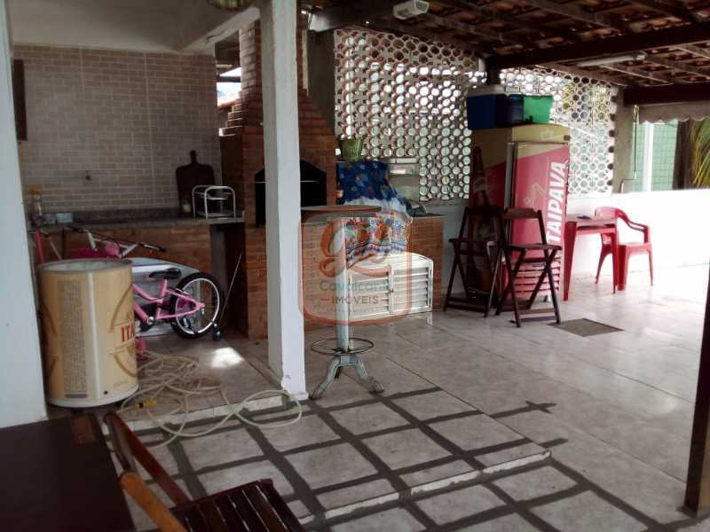 WhatsApp Image 2021-02-20 at 1 - Casa de Vila 4 quartos à venda Taquara, Rio de Janeiro - R$ 410.000 - CS2568 - 31