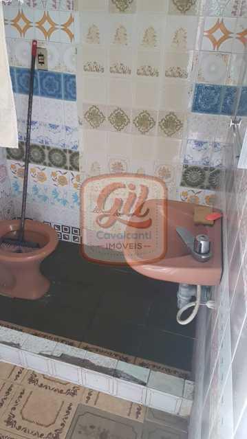 WhatsApp Image 2021-03-01 at 1 - Casa 2 quartos à venda Taquara, Rio de Janeiro - R$ 450.000 - CS2571 - 21
