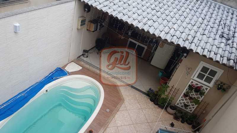 WhatsApp Image 2021-03-02 at 2 - Casa 3 quartos à venda Curicica, Rio de Janeiro - R$ 500.000 - CS2574 - 12