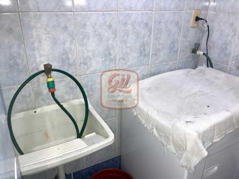 62261813-60ff-4a09-b70f-ca66ae - Casa em Condomínio 3 quartos à venda Vargem Pequena, Rio de Janeiro - R$ 380.000 - CS2577 - 9