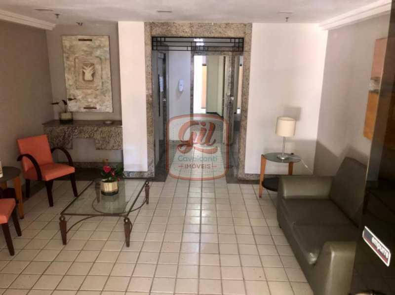 50679202-2e43-4b1d-8506-ca7479 - Cobertura 3 quartos à venda Recreio dos Bandeirantes, Rio de Janeiro - R$ 700.000 - CB0245 - 24