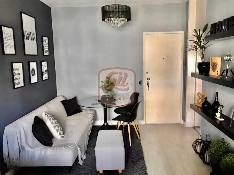 6bd4ae32-1201-43c1-b9e4-80ed7b - Apartamento 2 quartos à venda Tanque, Rio de Janeiro - R$ 340.000 - AP2146 - 15