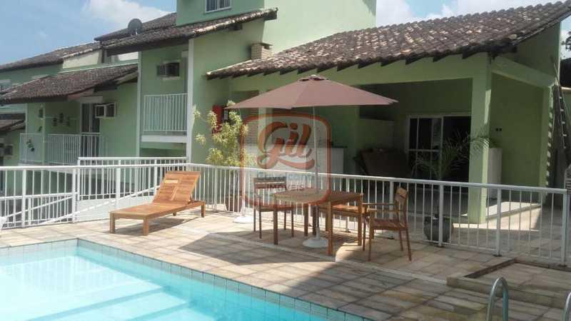 2ebc2088-46e6-426d-9010-1f36c0 - Casa em Condomínio 3 quartos à venda Pechincha, Rio de Janeiro - R$ 560.000 - CS2580 - 1