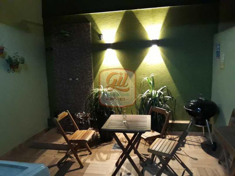 2f2d98f7-1ff4-4d87-a464-e3330a - Casa em Condomínio 3 quartos à venda Pechincha, Rio de Janeiro - R$ 560.000 - CS2580 - 7