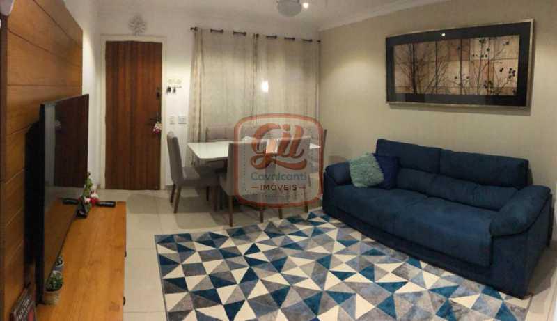 03b3ee8e-9c54-47a2-be55-e1ebad - Casa em Condomínio 3 quartos à venda Pechincha, Rio de Janeiro - R$ 560.000 - CS2580 - 8