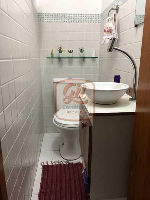 4d35f5d6-b042-448e-9ada-793e96 - Casa em Condomínio 3 quartos à venda Pechincha, Rio de Janeiro - R$ 560.000 - CS2580 - 11