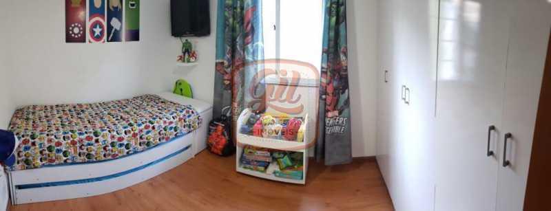 51f6d476-af4d-49ab-b76b-9261ec - Casa em Condomínio 3 quartos à venda Pechincha, Rio de Janeiro - R$ 560.000 - CS2580 - 24