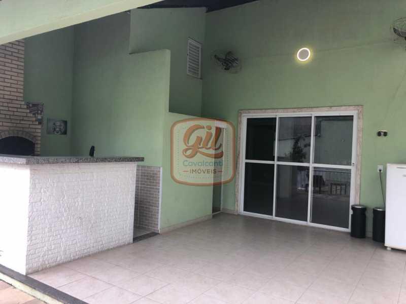 153a73a5-e6a4-495a-8f00-93c527 - Casa em Condomínio 3 quartos à venda Pechincha, Rio de Janeiro - R$ 560.000 - CS2580 - 5