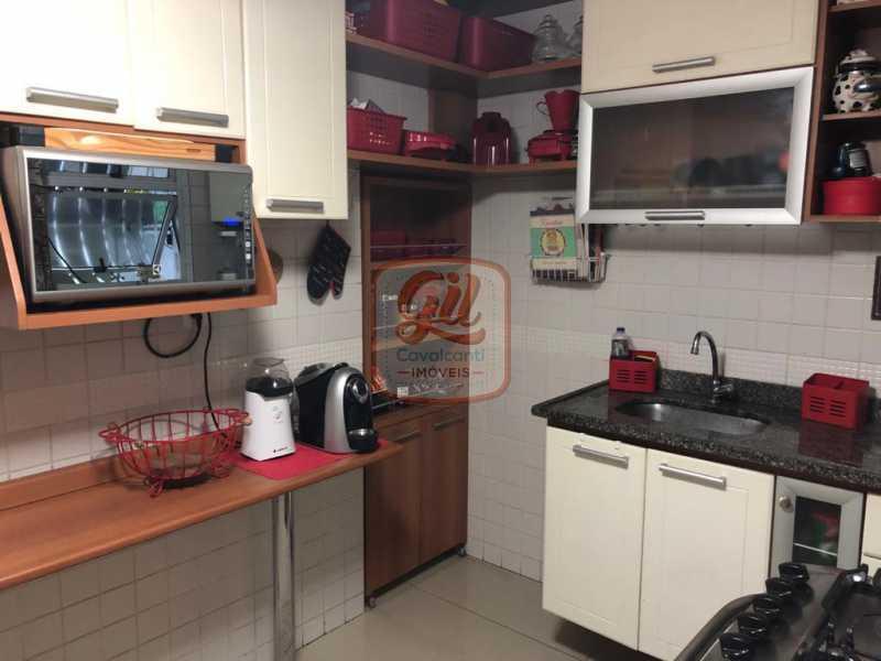 1816afb3-bd25-4c8d-9a6e-344b75 - Casa em Condomínio 3 quartos à venda Pechincha, Rio de Janeiro - R$ 560.000 - CS2580 - 14