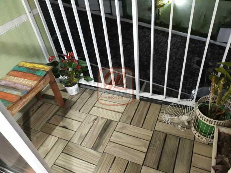 67722ba0-a175-4101-8231-e01ffd - Casa em Condomínio 3 quartos à venda Pechincha, Rio de Janeiro - R$ 560.000 - CS2580 - 21