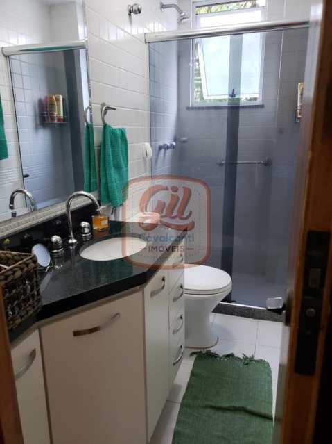aa91eb8c-a106-4a9a-89c5-85be37 - Casa em Condomínio 3 quartos à venda Pechincha, Rio de Janeiro - R$ 560.000 - CS2580 - 22