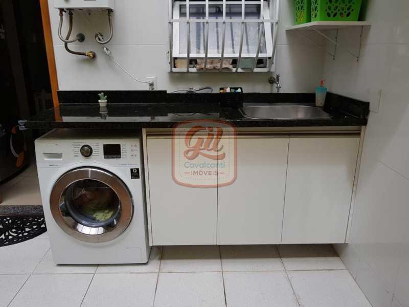c4e2957f-f587-449e-962c-96cc06 - Casa em Condomínio 3 quartos à venda Pechincha, Rio de Janeiro - R$ 560.000 - CS2580 - 15