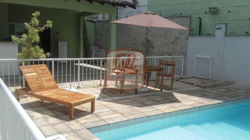 db0ca3f4-efc3-4d3c-aefc-60eeaa - Casa em Condomínio 3 quartos à venda Pechincha, Rio de Janeiro - R$ 560.000 - CS2580 - 4