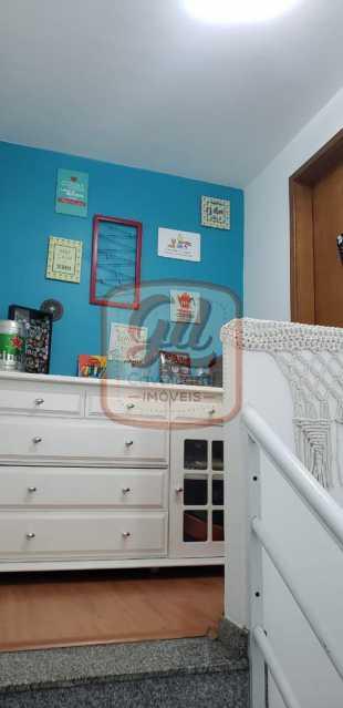 e27f4844-e908-4043-82da-a594af - Casa em Condomínio 3 quartos à venda Pechincha, Rio de Janeiro - R$ 560.000 - CS2580 - 26