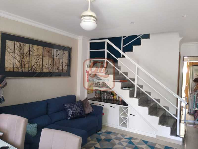 2c40fc73-6776-4dbd-9d49-964200 - Casa em Condomínio 3 quartos à venda Pechincha, Rio de Janeiro - R$ 560.000 - CS2580 - 9