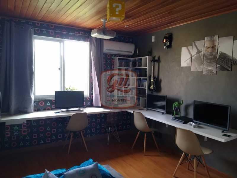 801d51fb-bd35-4608-a692-261e6b - Casa em Condomínio 3 quartos à venda Pechincha, Rio de Janeiro - R$ 560.000 - CS2580 - 27