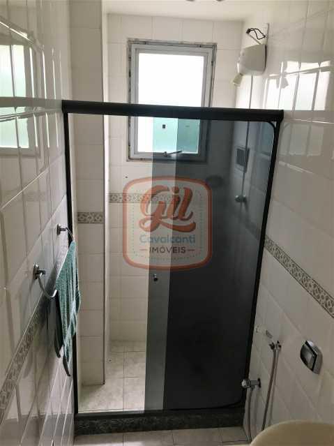 IMG_3627 - Cobertura 2 quartos à venda Pechincha, Rio de Janeiro - R$ 280.000 - CB0250 - 20