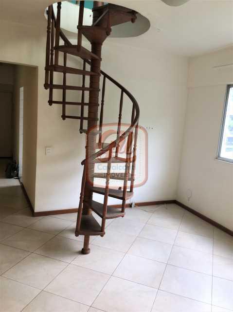 IMG_3646 - Cobertura 2 quartos à venda Pechincha, Rio de Janeiro - R$ 280.000 - CB0250 - 1