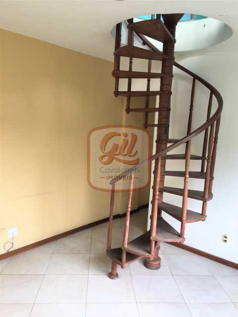 IMG_3647 - Cobertura 2 quartos à venda Pechincha, Rio de Janeiro - R$ 280.000 - CB0250 - 5