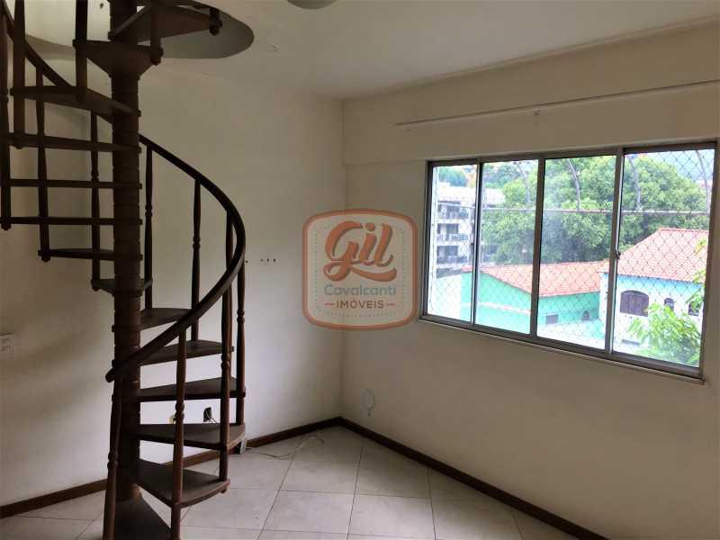 IMG_3648 - Cobertura 2 quartos à venda Pechincha, Rio de Janeiro - R$ 280.000 - CB0250 - 6