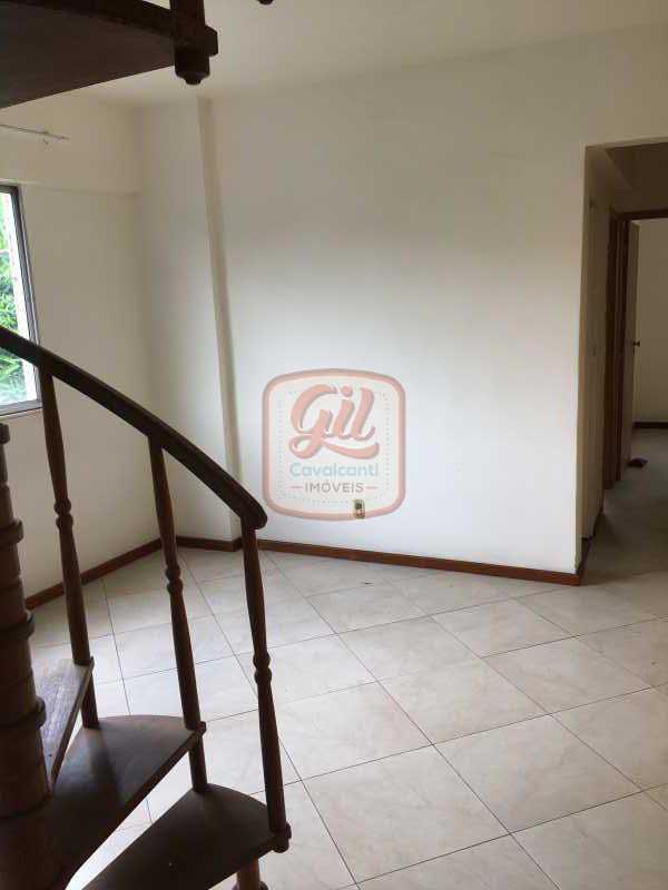IMG_3649 - Cobertura 2 quartos à venda Pechincha, Rio de Janeiro - R$ 280.000 - CB0250 - 7