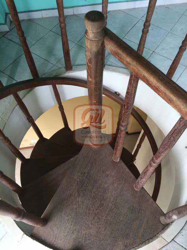 IMG_3651 - Cobertura 2 quartos à venda Pechincha, Rio de Janeiro - R$ 280.000 - CB0250 - 23