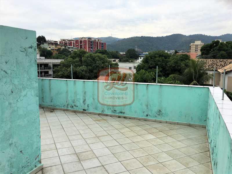 IMG_3663 - Cobertura 2 quartos à venda Pechincha, Rio de Janeiro - R$ 280.000 - CB0250 - 29