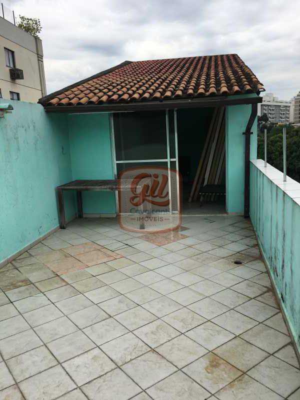IMG_3666 - Cobertura 2 quartos à venda Pechincha, Rio de Janeiro - R$ 280.000 - CB0250 - 31