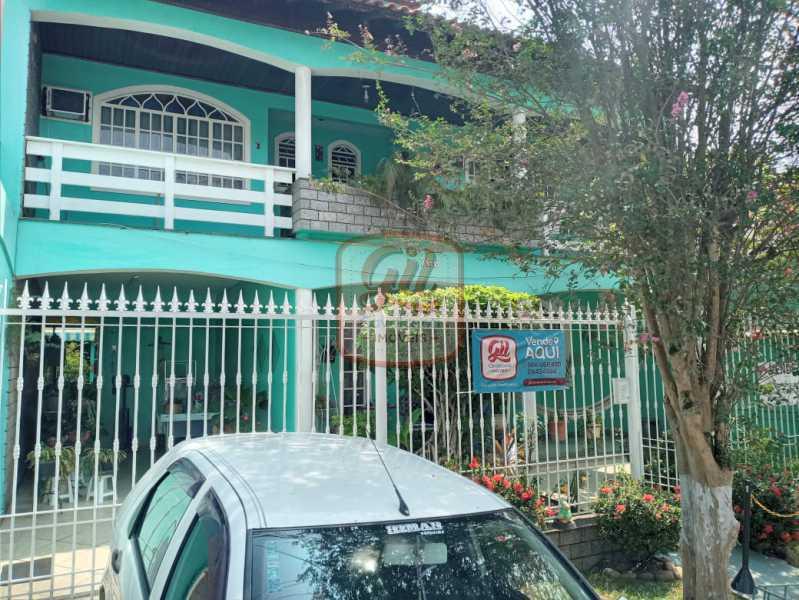 WhatsApp Image 2021-03-13 at 1 - Casa em Condomínio 4 quartos à venda Vila Valqueire, Rio de Janeiro - R$ 970.000 - CS2581 - 1