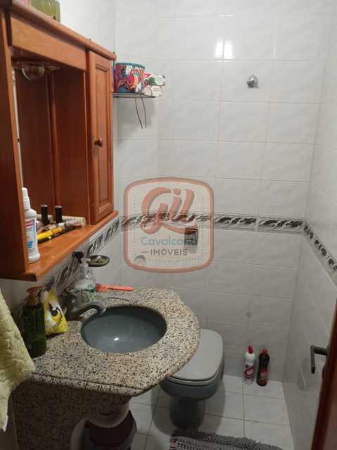 WhatsApp Image 2021-03-13 at 1 - Casa em Condomínio 4 quartos à venda Vila Valqueire, Rio de Janeiro - R$ 970.000 - CS2581 - 11