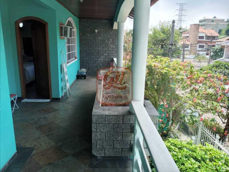 WhatsApp Image 2021-03-13 at 1 - Casa em Condomínio 4 quartos à venda Vila Valqueire, Rio de Janeiro - R$ 970.000 - CS2581 - 25