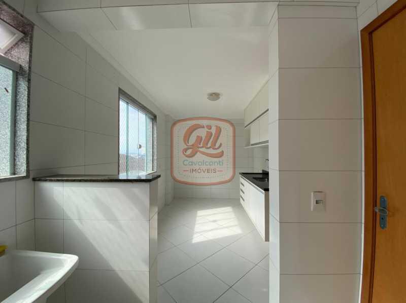 9e652621-4f6e-4dee-b15c-750313 - Apartamento 3 quartos à venda Vila Valqueire, Rio de Janeiro - R$ 540.000 - AP2154 - 16