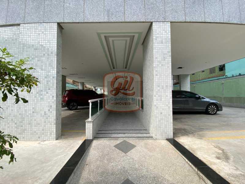 ac92f3c9-7eea-4b4b-aa83-a148ae - Apartamento 3 quartos à venda Vila Valqueire, Rio de Janeiro - R$ 600.000 - AP2155 - 1