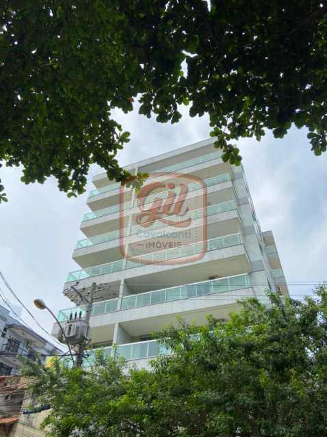 5eae1e7e-5fa7-4971-85ba-c62690 - Apartamento 3 quartos à venda Vila Valqueire, Rio de Janeiro - R$ 600.000 - AP2157 - 1