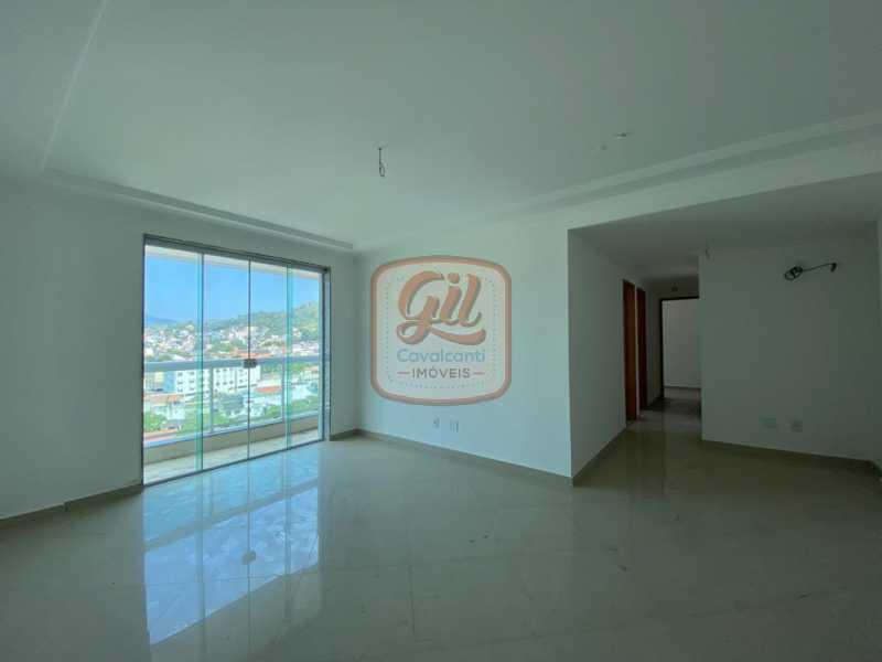 8152945c-ebde-4b7c-bb2b-eae4a5 - Apartamento 3 quartos à venda Vila Valqueire, Rio de Janeiro - R$ 600.000 - AP2157 - 3
