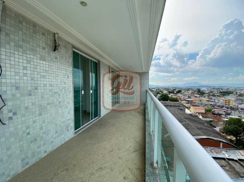 ac59bd56-f89d-4b47-8916-d10461 - Apartamento 3 quartos à venda Vila Valqueire, Rio de Janeiro - R$ 600.000 - AP2158 - 3