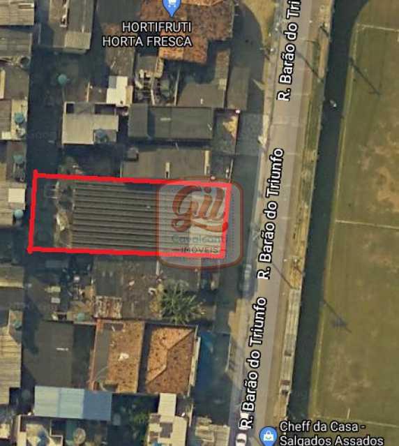 Galpão - Realengo 2 - Galpão 297m² à venda Realengo, Rio de Janeiro - R$ 289.000 - CM0131 - 1