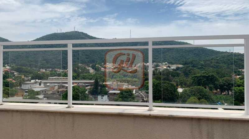 10682217-6005-4fb3-a853-a97264 - Cobertura 2 quartos à venda Taquara, Rio de Janeiro - R$ 430.000 - CB0246 - 6