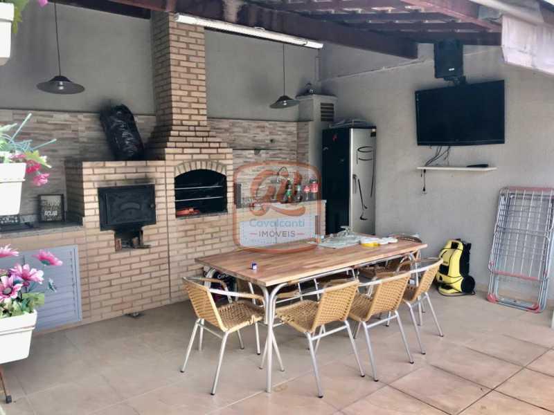 66daef63-2668-4c04-9a7f-19266d - Cobertura 2 quartos à venda Taquara, Rio de Janeiro - R$ 430.000 - CB0246 - 4