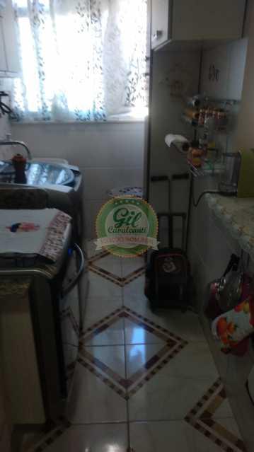 6ca4fad5-b82e-4f09-ae21-929fd0 - Cobertura 2 quartos à venda Taquara, Rio de Janeiro - R$ 420.000 - CB0077 - 22
