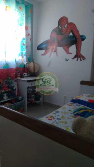 32bb7240-eca8-46c8-9aae-9500a6 - Cobertura 2 quartos à venda Taquara, Rio de Janeiro - R$ 420.000 - CB0077 - 20