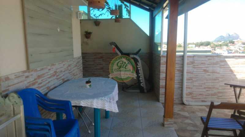 429b2eef-2c7e-4fa7-84db-d7afd4 - Cobertura 2 quartos à venda Taquara, Rio de Janeiro - R$ 420.000 - CB0077 - 7